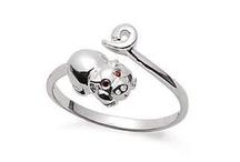 Piggy Jewelry ~ Ring & Ring Holder