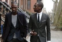 Fashionable Men / by Kaniya Natay