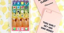 .adorn your phone / monthly series at Emilee Speaks where I share my phone layout & wallpaper   iPhone   iPad   Android