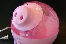 Piggy Household ~ Electrical Applicance