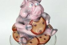 Piggy Cookie Jar / by My Piggy Collection
