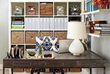 Craft Room / My Happy Place // creating a creative workspace / by Lynn Sheppard