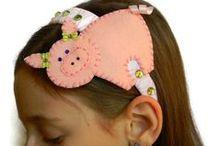 Piggy Accessory ~ Hair
