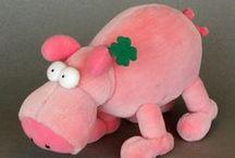 Festive Piggy ~ St Patrick's Day