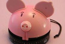Piggy Kitchen ~ Timer