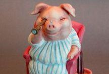 BEATRIX POTTER Piggy