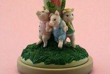 Piggy Kitchen ~ Cutter / Mould