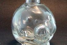 Piggy Container ~ Glass