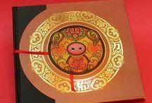 Piggy Envelop + Paper + Stamp