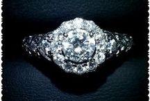 Wedding rings / by Ruby Rodriguez