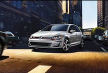 Volkswagen Golf GTI / The original hot hatch defies convention. And occasionally, physics.  The 210-hp, turbocharged Golf GTI arrives on the scene to outperform, outpace, and outspace. Look fast, the Golf GTI is here to make its mark.  #FieldsVW #Volkswagen #FieldsVolkswagen #VW #GolfGTI #VWGolf #Cars #Automobile #VWGTI #GTI