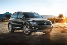 Volkswagen Tiguan / The fun-to-drive SUV.  Its 200-hp turbocharged engine makes it fun to drive, while its premium craftsmanship brings out its refined side.   #FieldsVW #Volkswagen #VW #FieldsVolkswagen #Tiguan #VWTiguan #Cars #Automobiles