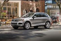 Volkswagen Touareg / The intelligent choice for a luxury SUV is also a handsome one.  Lavished with stylish details, thoughtful design, and smart technologies, the Touareg is the best of everything we've perfected.  #FieldsVW #FieldsVolkswagen #Volkswagen #VW #Tiguan #VWTiguan #VolkswagenTiguan #Cars #Automobiles