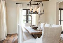 Dining Rooms / by Frills and Flightsuits
