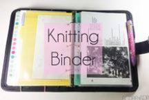 ".diy [knitting] / ""knit ALL THE THINGS""   knitting   patterns   tools   DIY   information"