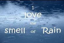 RAINY WEATHER / RAIN / by Margaret Smith