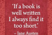 Om Litteratur / About literature  / by Megan Turner