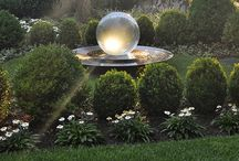 Gardens, Hedges and Pathways / Cool outdoor spaces