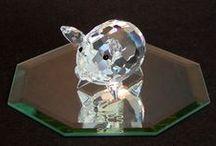 Crystal / Glass Piggy