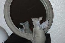 Piggy Mirror