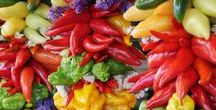 We like it hot / Hot peppers