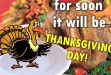 Thanksgiving / by Jessie (Byrd) Hansford
