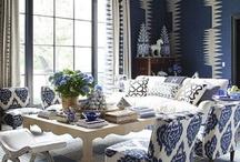 Interiors & Home Design / by Sandi