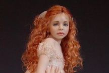 ART DOLLS / by Dianne Hart