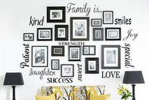 Home Decor / Cute decoration ideas. / by Tina Morrison
