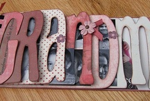 Craft Ideas / Craft ideas that are cute and I would love to try. / by Tina Morrison