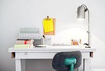 Space : Work / Workspaces, workshops, workstations... oh my.