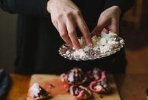 Healthy Tastes / vegan/vegetarian food & drinks   / by Zamara Ayala