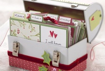 Mini Albums / by Michele Young