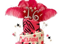 Sweet 16 Cakes / by Pink Cake Box