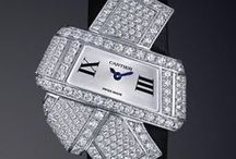 Cartier Jewelry Watch Collection