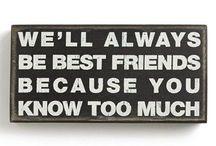 for my girlfriends / besties forever  / by ᏉᎯᏝᏋᏑᎥᏋ