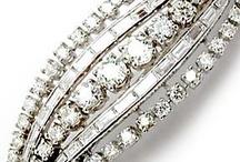 Vintage Jewelry  Mid to Late XXc