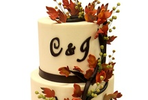 Fall Wedding Cakes / by Pink Cake Box