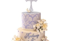 Christening Cakes / by Pink Cake Box