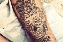 Ink <3 / by Kortni Teran