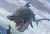 Nova Southeastern CDM Sharks / by L S