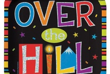 Over the Hill  / by L S