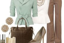 Workin It / Outfits for the Office / by Pam Williams