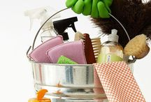 Cleaning + Organization / by Brandi