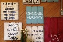 Sign Designs / by Tina Morrison