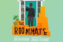"""The Roommate"" - 16/17 Season / A humorous board inspired by our second show of the 2016-2017 season, ""The Roommate"" by Jen Silverman. ""Opportunity knocks..."" Join the conversation on Facebook and Twitter using #EmanRoommate http://everymantheatre.org/productions/The_Roommate"