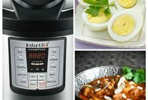 my eats - instant pot / I'm on the bandwagon. Now what?
