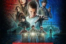 Stranger things / American web television series 15.07.2016-present