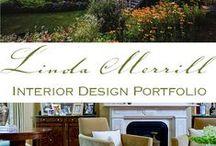 Linda Merrill Portfolio / by Linda Merrill Decorative Surroundings