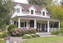 Cottage Cute / Ideas for my retirement home... / by Teresa Nye